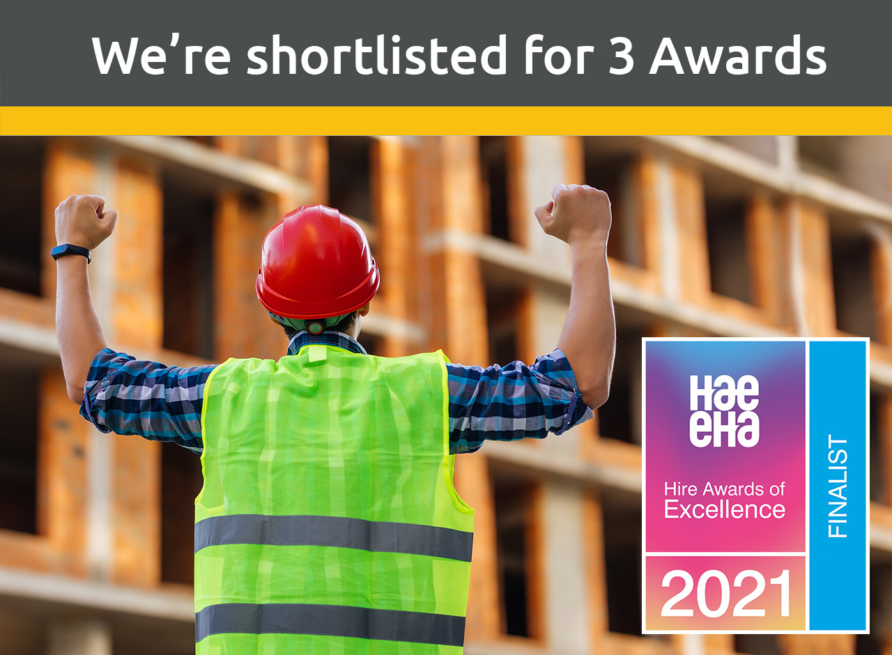 Hire Awards of Excellence 2021 - Elite GSS shortlisted for 3 awards