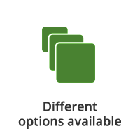 Different options icon