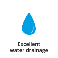 Excellent Water Drainage icon