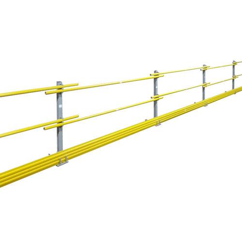 Platform Edge Protection rails